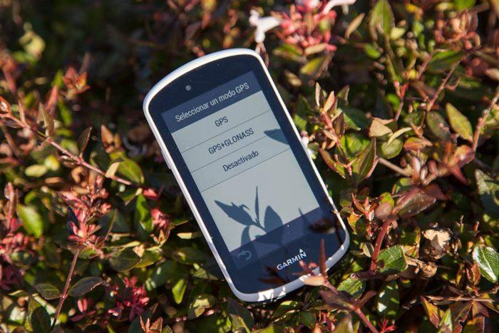 Garmin Edge 1030 - GPS and GLONASS