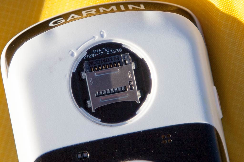 Garmin Edge 1030 - Card Reader