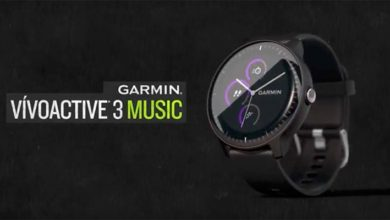 Foto de Garmin Vivoactive 3 Music, el paso lógico