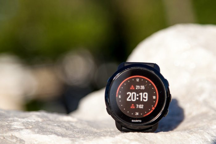 Suunto 3 Fitness - Buttons