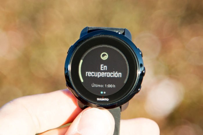 Suunto 3 Fitness - Estado