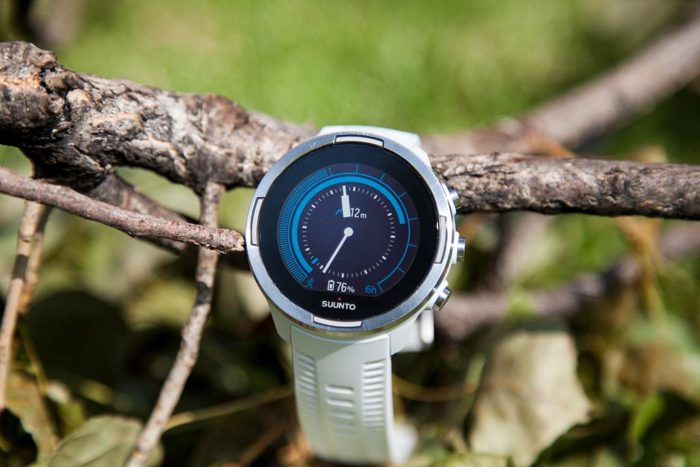 Suunto 9 - Area of activity