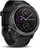 Garmin Vivoactive 3 - Smartwatch con GPS y pulso en la muñeca - Gunmetal