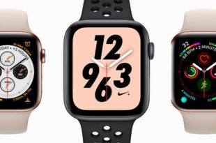Apple Watch Series 4 - Modelos