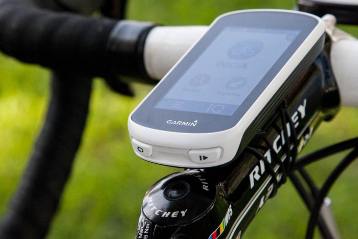 Garmin Edge Explore - Buttons