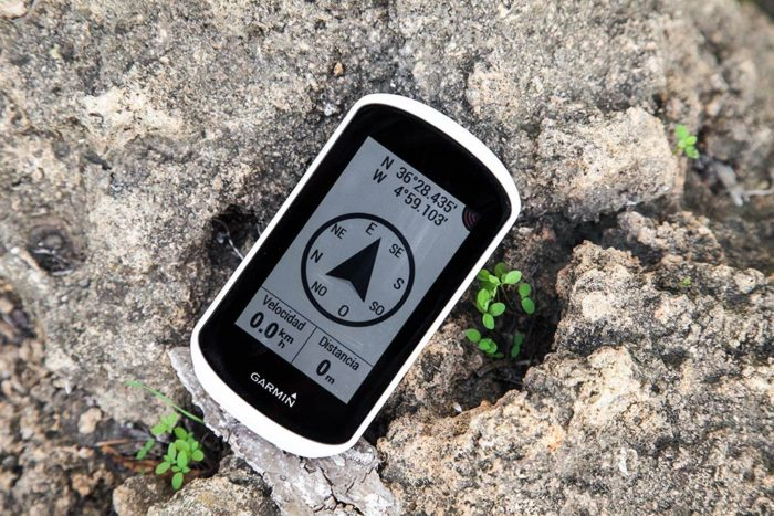 Garmin Edge Explore - Compass