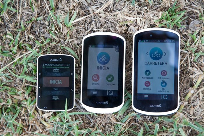 Garmin Edge Explore - Edge Explore vs. Edge 520 vs.