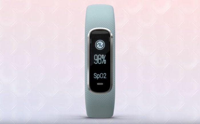 Garmin Vivosmart 4 - Pulse Ox