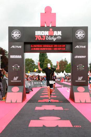 Ironman Vichy 70.3 2018
