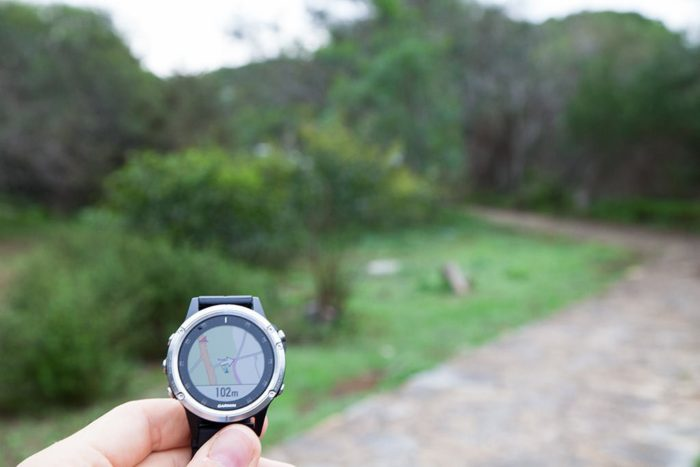 Garmin Fenix 5 Plus - Navigation