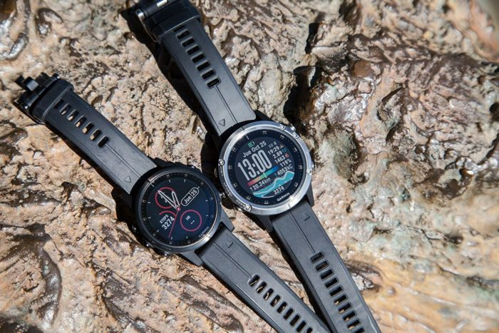 Garmin Fenix 5 Plus - Screen Sphere