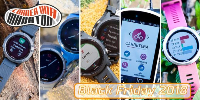 Black Friday 2018 deporte