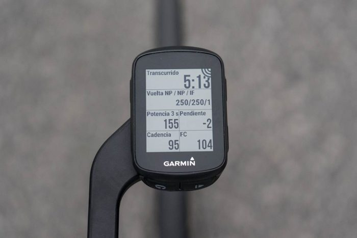 Garmin Edge 130 - Appbuilder