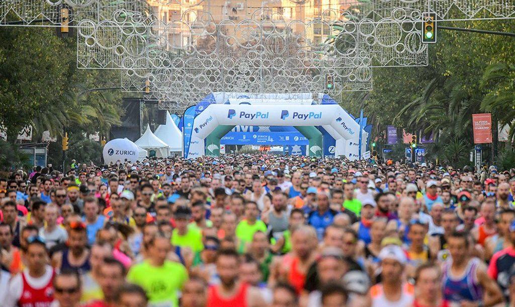 Maratón de Málaga 2018