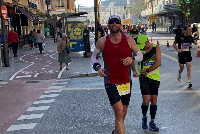 Malaga Marathon 2018
