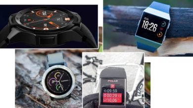 Alternativas al Amazfit Stratos