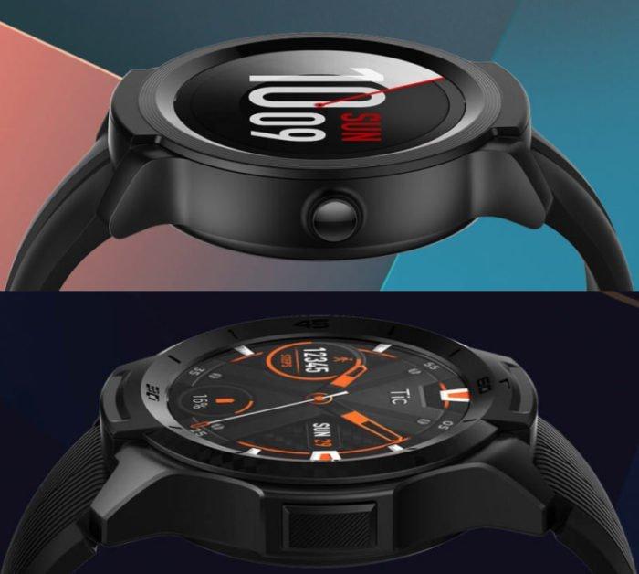 Ticwatch E2 - Ticwatch S2