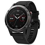 Garmin Fenix 5 de Multi Sport de GPS de Reloj con Exterior de navegación y muñeca basada en frecuencia cardíaca, 010 - 01685 - 00 (Certificado y General para embragues)