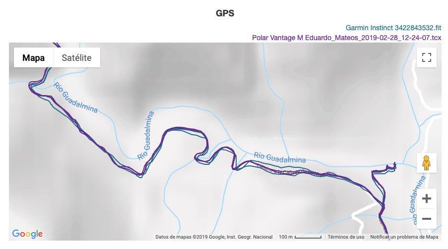 Garmin Instinct - GPS