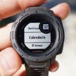 Garmin Instinct - Circular Display Icons