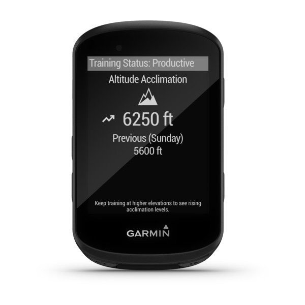 Garmin Edge 530 and Garmin Edge 830