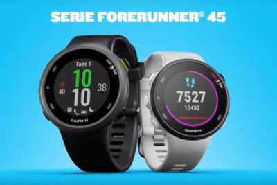 Garmin Forerunner 45 | Detalles y primera información 1