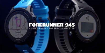 Garmin Forerunner 945 | Detalles y primera información 1