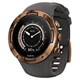 SUUNTO 5 Reloj Deportivo, Adultos Unisex, Graphite Copper, One Size