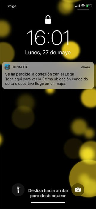 Garmin Edge - Find My Edge