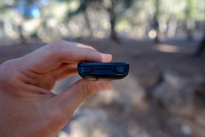 Garmin Edge 530 - Buttons