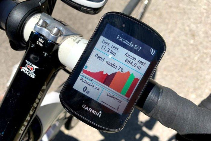 Garmin Edge 830 - ClimbPro