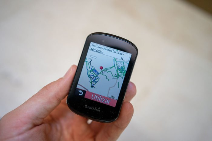 Garmin Edge 830 - Trailforks
