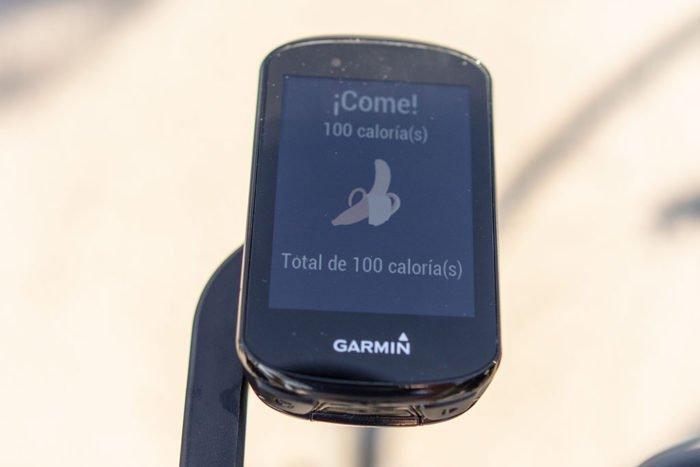 Garmin Edge 830 - Comer