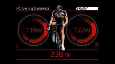 Foto de Actualización con dinámicas de ciclismo para Assioma