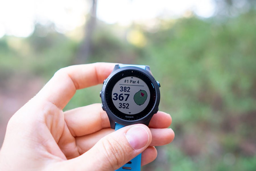 Garmin Forerunner 945 - Golf