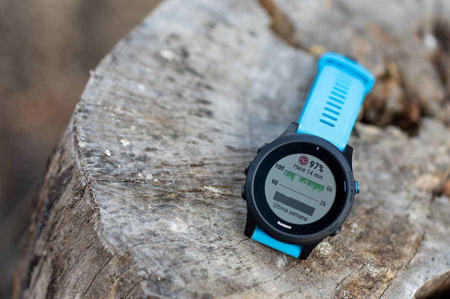 Garmin Forerunner 945 - spO2 estimation