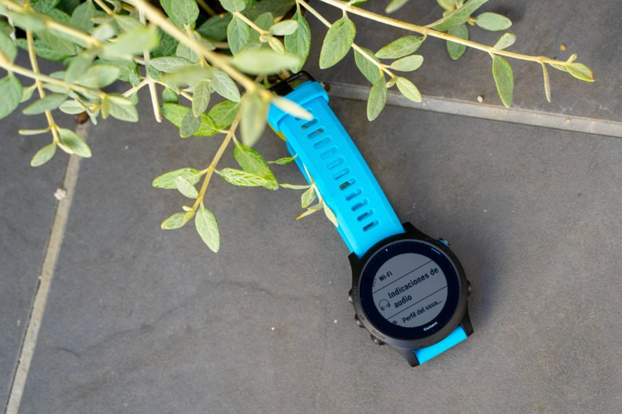 Garmin Forerunner 945 - Audio Specifications