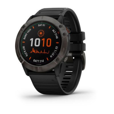 Garmin Fenix 6X - GPS Expedition