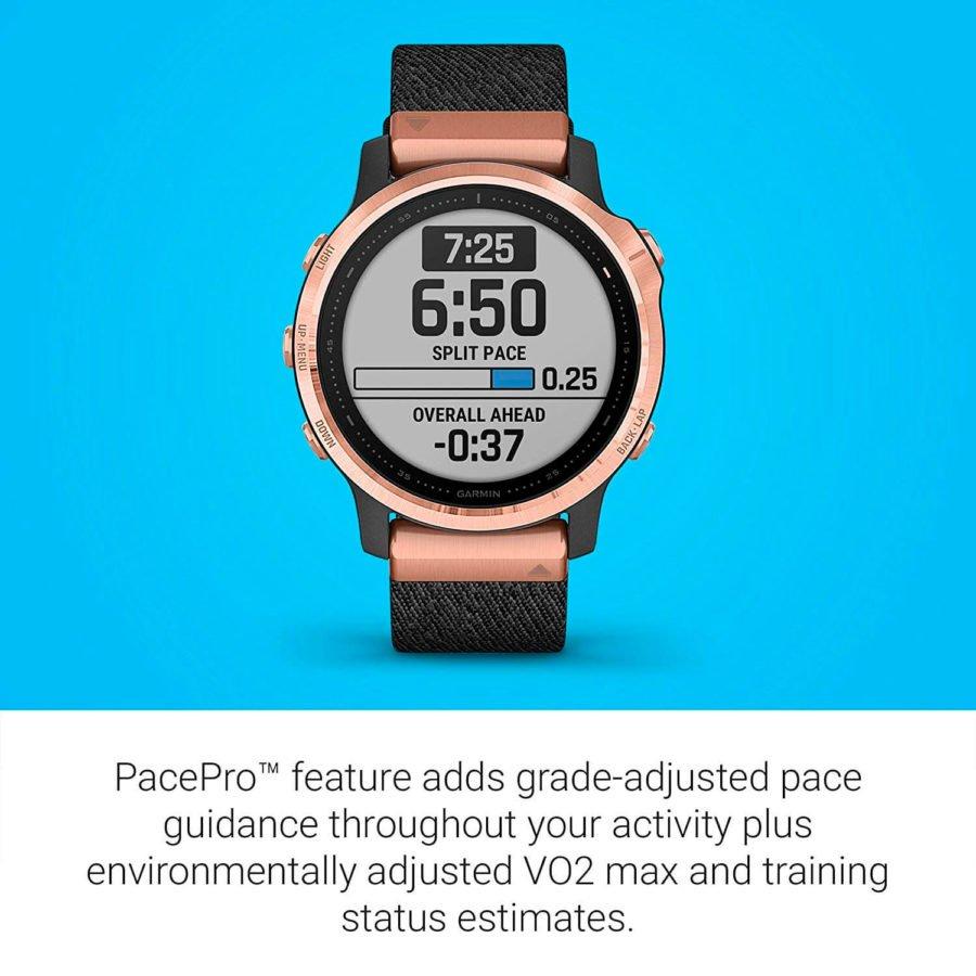 Garmin Fenix 6S PacePro