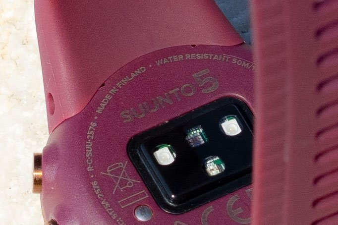 Suunto 5 - Made in Finland