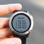 Garmin Fenix 6 - PacePro