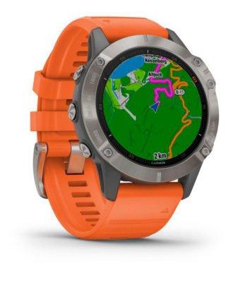 Garmin Fenix 6 Pro - Temas de mapa