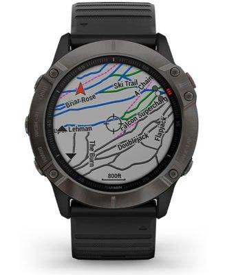 Garmin Fenix 6 Pro - Map Themes