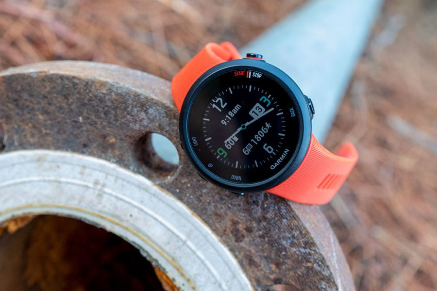 Garmin Forerunner 45 - Esfera Connect IQ