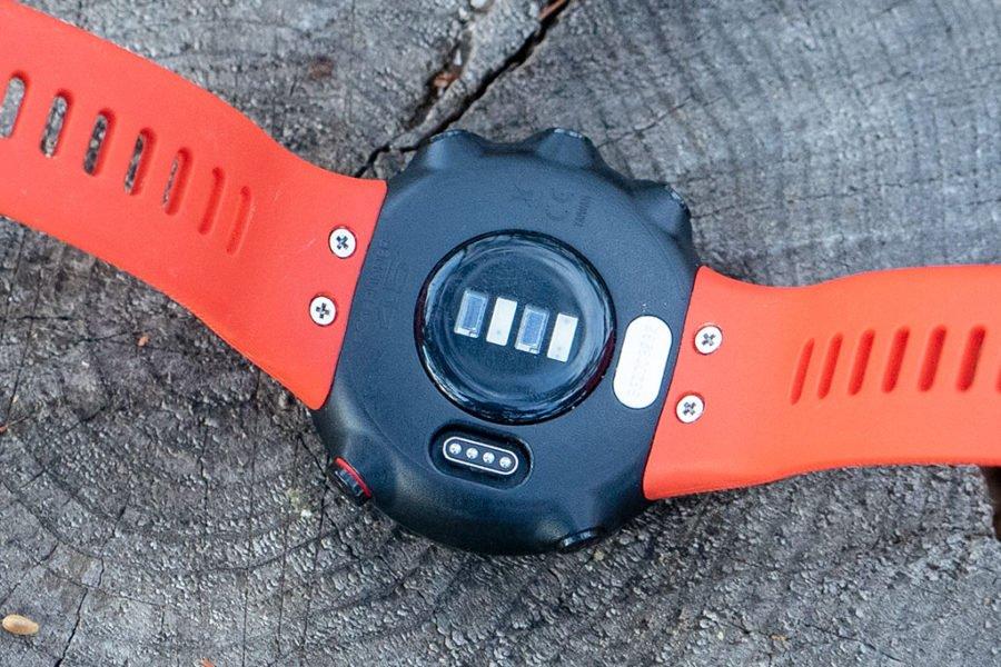 Garmin Forerunner 45 - Sensor óptico