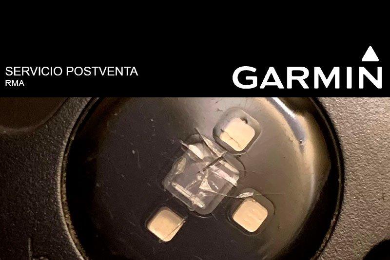 How to process a Garmin warranty