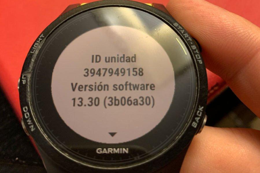 Garmin Forerunner 935 warranty