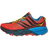 Hoka One One Speedgoat 3 black friday