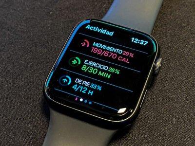 Apple Watch - Actividad