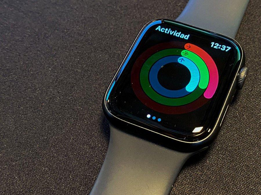 Apple Watch - Anillos de actividad